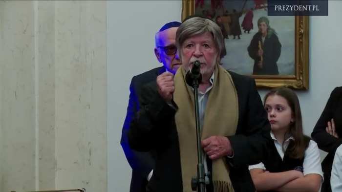 chanuka prezydent 2017