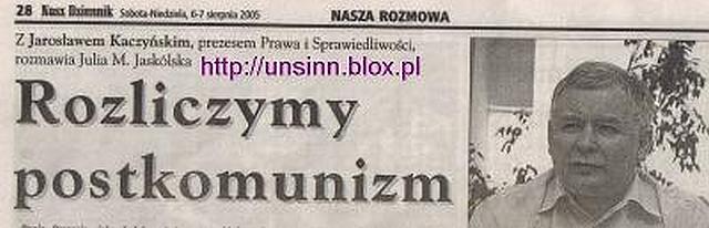 Stefan Kosiewski: O żydowskich prokuratorach w Polsce, św. Bartku Apostole i dwóch takich, co legliPDO442