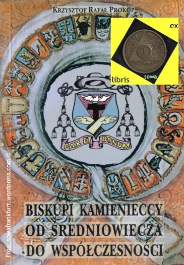 kamieniec podolski biskup exlibris