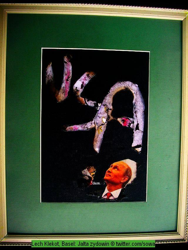 Szambelan: Szambo! Nowe odczytanie zapisu : Akt 3. HERODY Herodenspiel von Stefan Kosiewski CANTO CDLXVII Ogarek zydokomuny, kurwa, przestanciePDO87