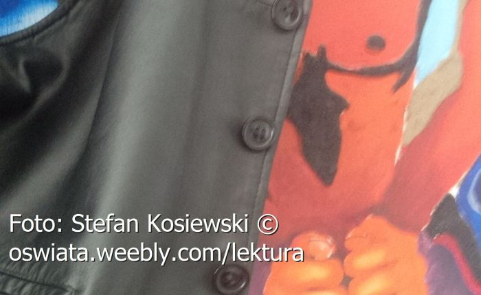 Kamizelka Prusa PDO131 PKN37 FO von Stefan Kosiewski ZECh CANTO DXXIII ZR Kukiz, blaga