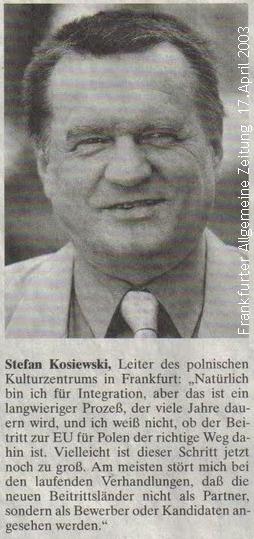 Herrn Prof. Dr. Hubert Gindert, Forum Deutscher Katholikene.V.
