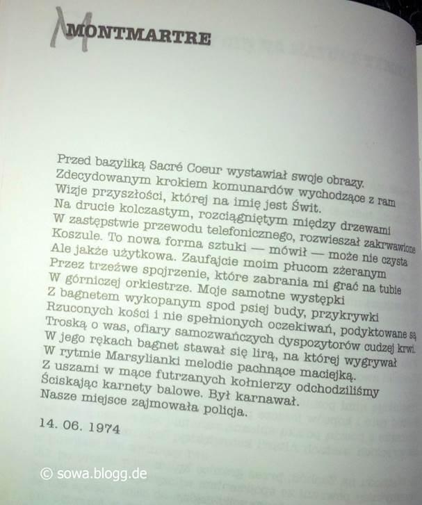 montrmartre kosiewski