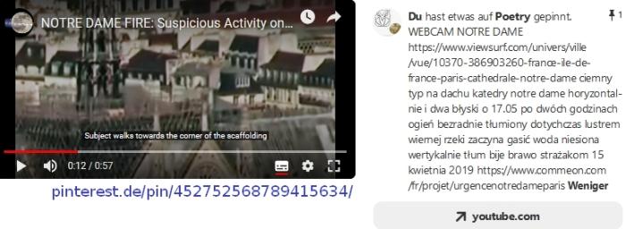 webcam nootre dame Screenshot_2019-04-20 Pinterest (Deutschland Germany)