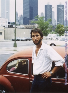 Miroslaw Rogala 1980 My second car in America
