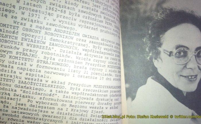 """12 lat studiował jako """"wieczny student"""" na Politechnice w Gdańsku, żeby zostać pracownikiem naukowym po ślubie z kobietą o żydoskim nazwisku DUDA: AndrzejGwiazda"""