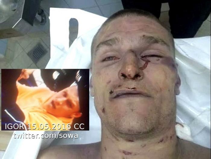Ojciec Igora Stachowiaka deklaruje, że dopóki nie będą znane powody śmierci – nie będzie pogrzebusyna