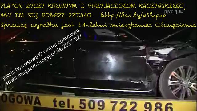 Kaczyński kończy na lawecie jako pedał z rozpiętym rozporkiem – Ekspulsja z Wawelu NA PRAWICY W POLSCEPDO453