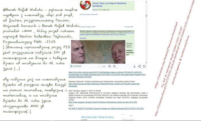 prezes i sitwa, czy program PWN pdo517 sowa sk