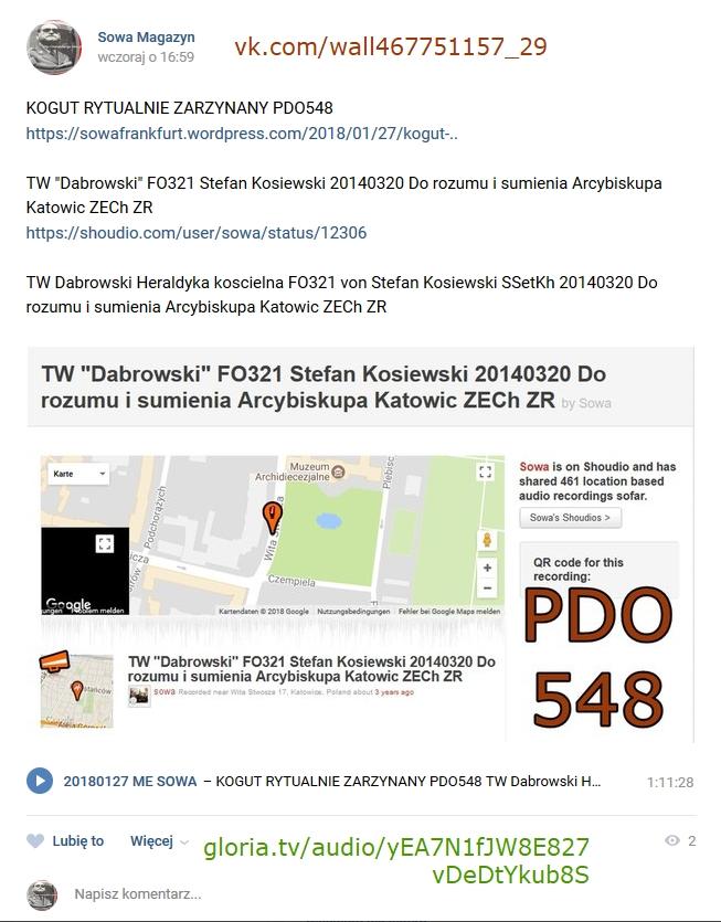 pdo548 Sowa Magazyn