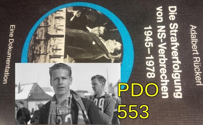 O Bardzo Dobrym Trenerze kombinacji nordyckiej PDO553 GENOCIDE Pidgin_Art FO von Stefan Kosiewski SSetKh STANISŁAW MARUSARZ gawędapolska