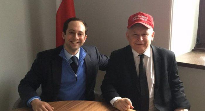 Tyrmand robi dla Kaczyńskiego za żyda propolskiego, a Bodakowski wychwala żydoską dr Ewę Kurek za hucpę byłego ks.Międlara