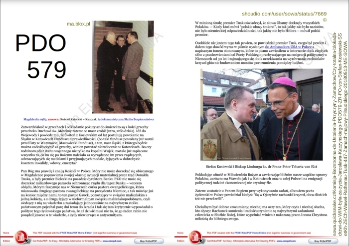 magdalenka tusk rathenau biskup pdo579