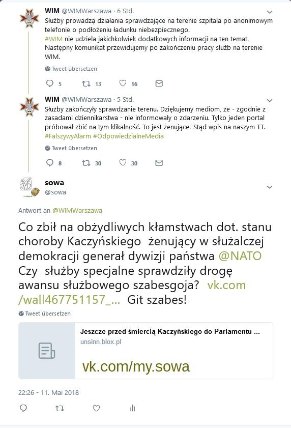 sowa auf Twitter