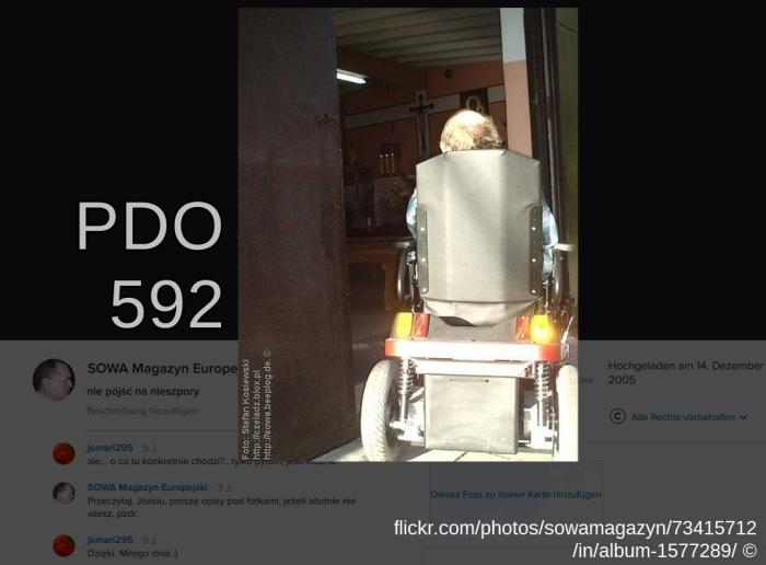 pdo592 nie pojsc na nieszpory