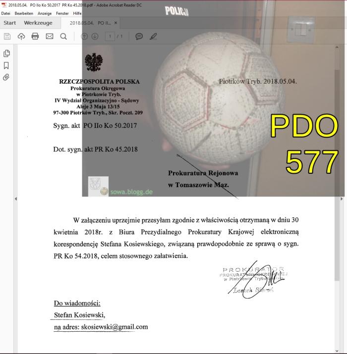 pdo577 po do pr prawdopodobnie z bppk