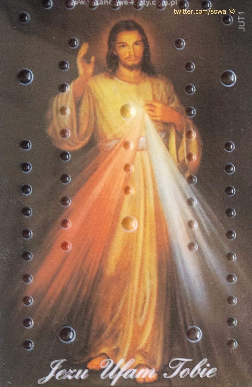 jezu ufam tobie sowa pdo622