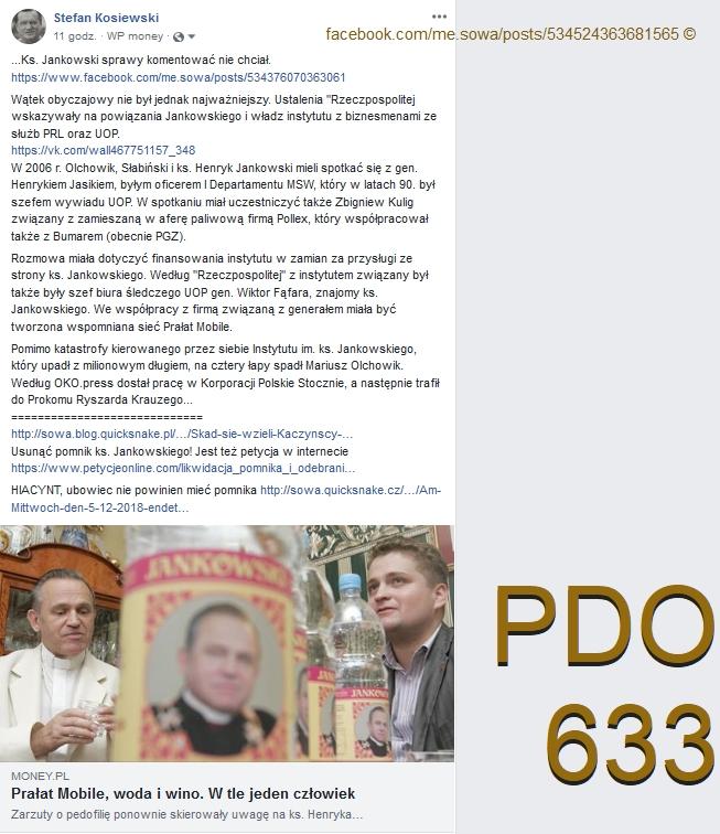 PDO633 skad sie wzieli Kaczynscy Screenshot_2018-12-06 Stefan Kosiewski