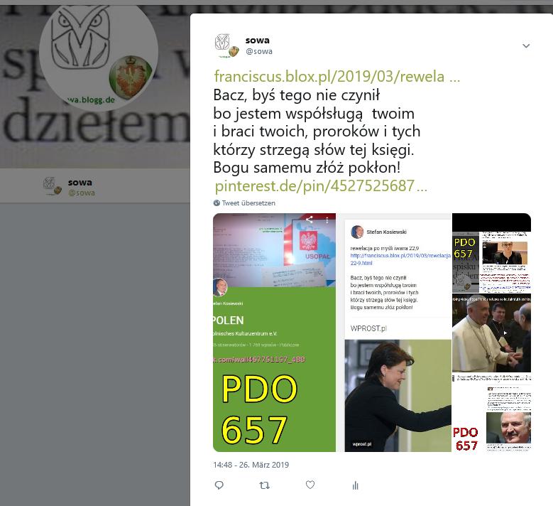 Screenshot_2019-03-30 sowa auf Twitter https t co FsGfgmVPX3 Bacz, byś tego nie czynił bo jestem współsługą twoim i braci t[...]
