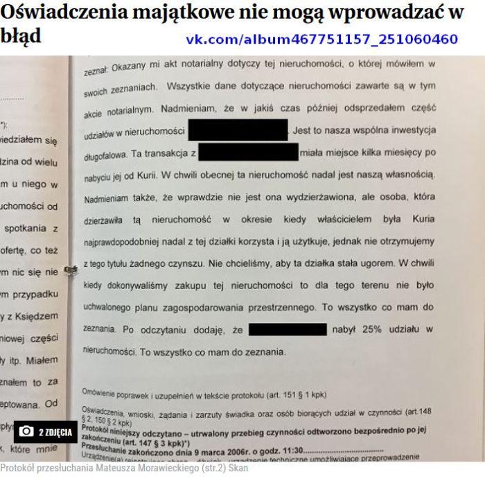 Screenshot_2019-05-22 Uwłaszczenie Mateusza Morawieckiego Chcą sprzedać kawałek działki i pozwać Wyborczą (2)