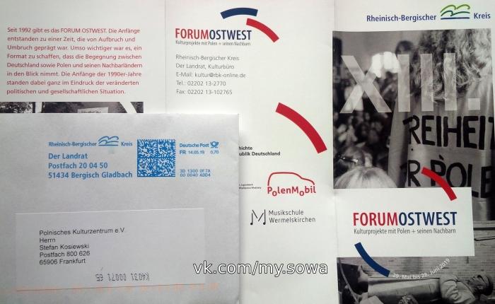 Yvonne ZUGABE SSetKh PDO666 na Bis Kulturprojekte mit Polen ZECh FO von Stefan Kosiewski ZR Das XIII Forum OSTWEST zurück zu den WurzelnPDO617