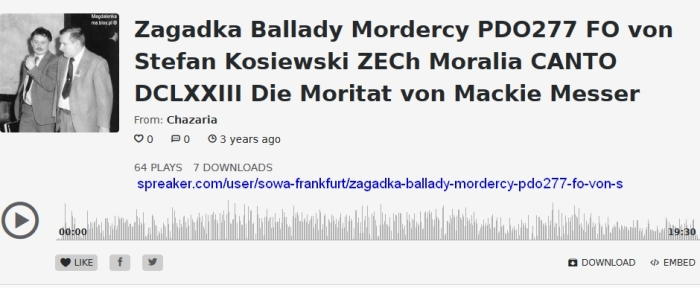 Screenshot_2019-07-13 Zagadka Ballady Mordercy PDO277 FO von Stefan Kosiewski ZECh Moralia CANTO DCLXXIII Die Moritat von M[...]