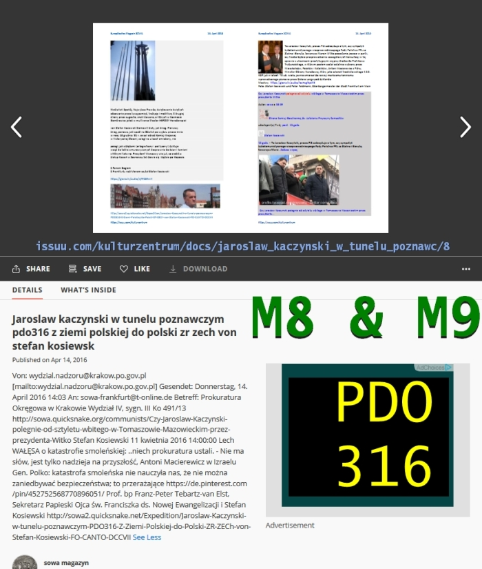 M8 M9 PDO316 Screenshot_2019-08-02 Jaroslaw kaczynski w tunelu poznawczym pdo316 z ziemi polskiej do polski zr zech von stefan kosiewsk