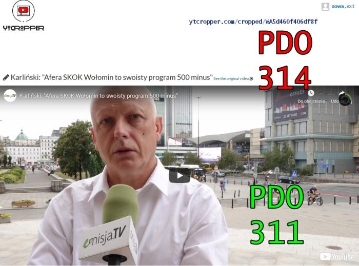 PDO311 PDO314 Screenshot_2019-08-04 ytCropper Karliński