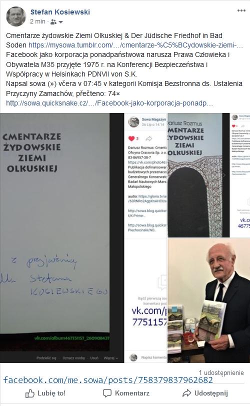Screenshot_2019-12-05 (1) Cmentarze żydowskie Ziemi Olkuskiej Der - Stefan Kosiewski