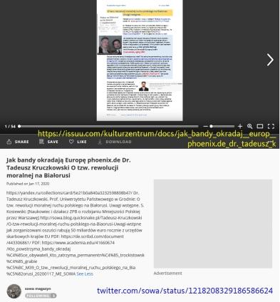 Screenshot_2020-01-18 Jak bandy okradają Europę phoenix de Dr Tadeusz Kruczkowski O tzw rewolucji moralnej na Białorusi
