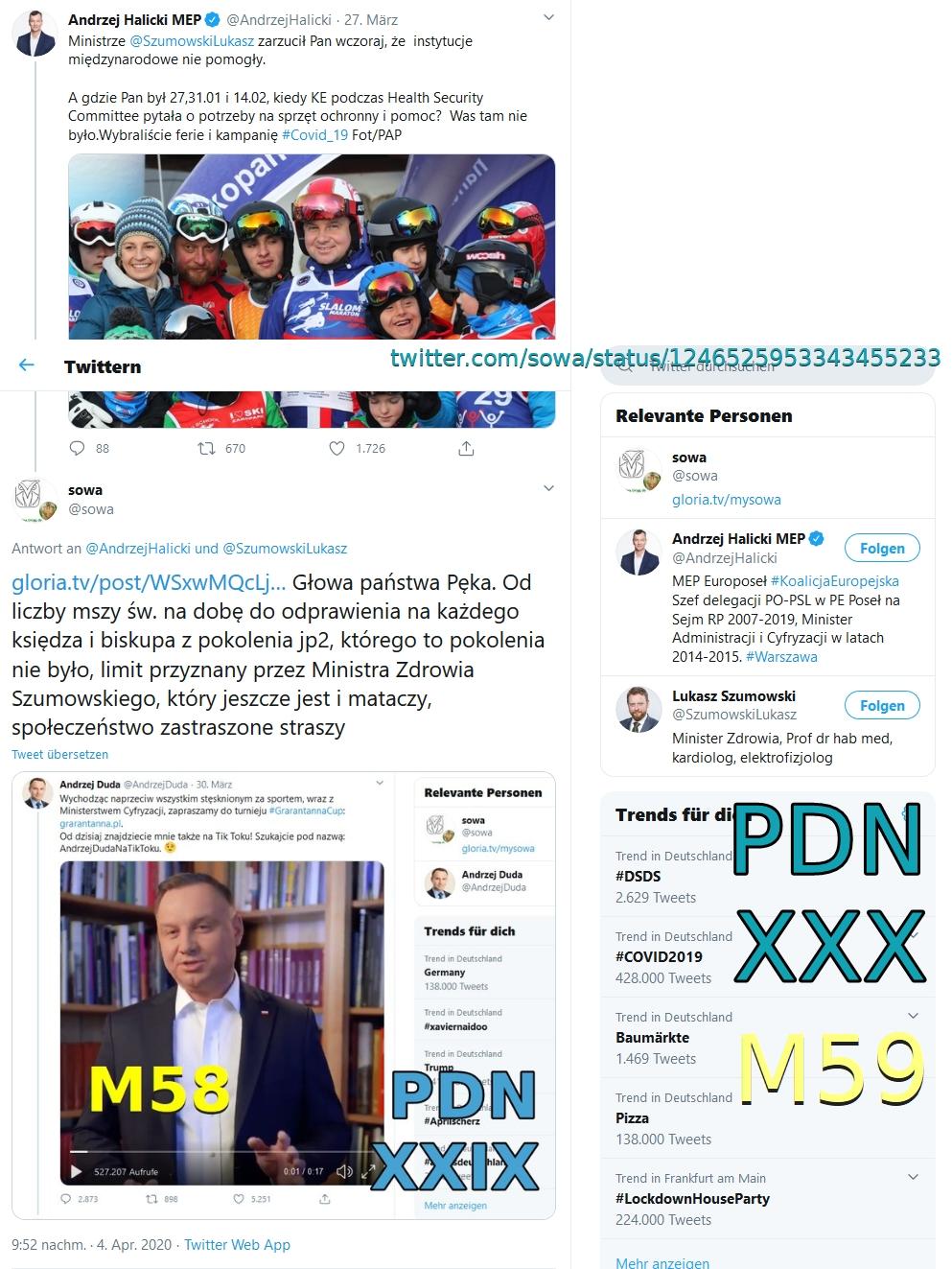 Screenshot_2020-04-04 sowa auf Twitter AndrzejHalicki SzumowskiLukasz https t co aXmVmPGSRc Głowa państwa Pęka Od liczby ms[...]