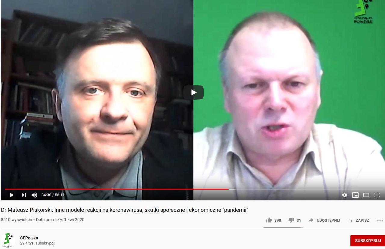 Screenshot_2020-05-04 Dr Mateusz Piskorski Inne modele reakcji na koronawirusa, skutki społeczne i ekonomiczne pandemii