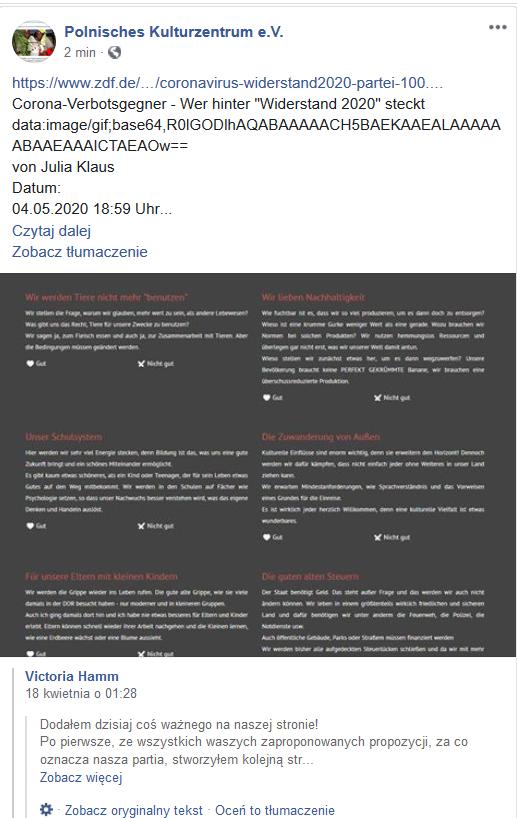 Screenshot_2020-05-05 (5) Polnisches Kulturzentrum e V - Strona główna